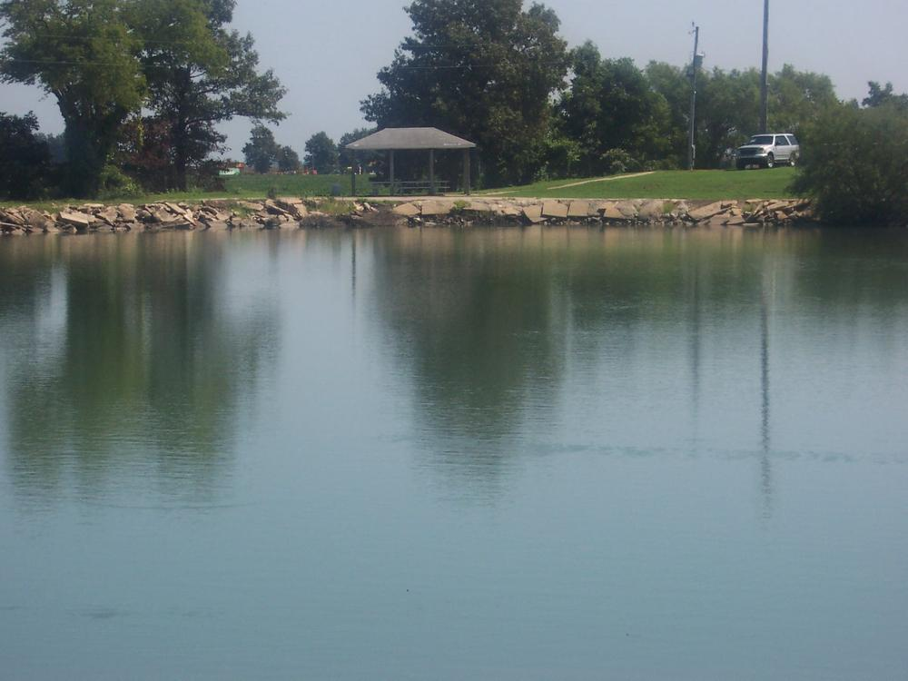 City of Caraway Fishing Pond